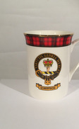 Set Of Two Clan Crest Mugs