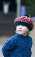 Child's Tartan Tammy