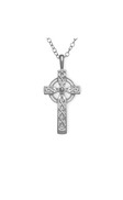 Cross Pendant with chain - P170