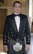 Classic Prince Charlie Jacket and Vest