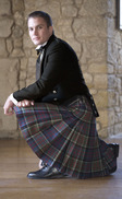 The Balmoral Kilt, Traditional 8 Yard Kilt