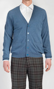Gents Scotweb Original Cashmere Cardigan