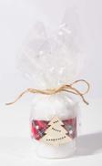 Handmade Christmas Candle: Christmas Tree (Style One)