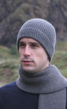 100 Wool Black Herringbone Newsboy Cap