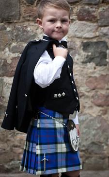 Boys Highland Dress By Scotweb