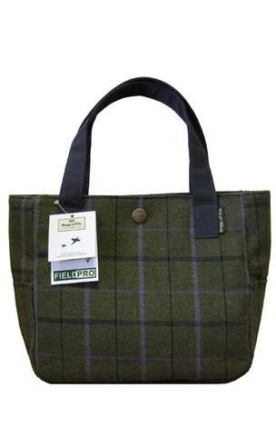 Ladies Isla Tweed Handbag