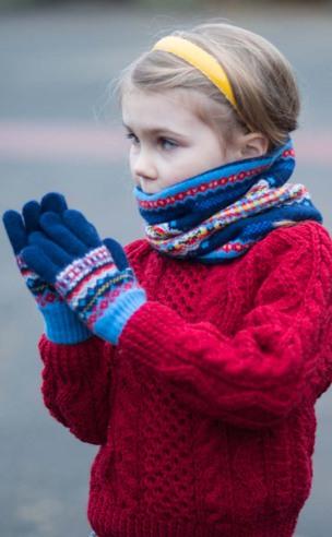 Child's Woollen Snood