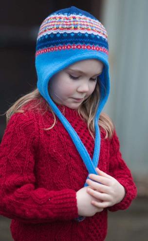 Child's Pixie Hat