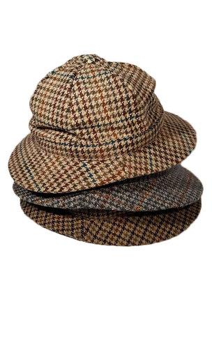 Tweed Ghillie Hat