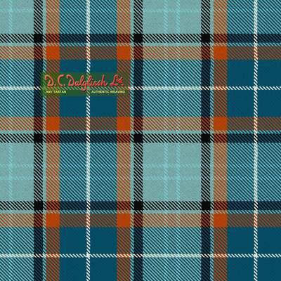 Cherokee (Ancient Colours) Tartan