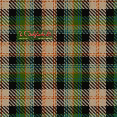 Cherry Valley New York (Ancient Colours) Tartan