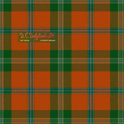 Connemara (Ancient Colours) Tartan