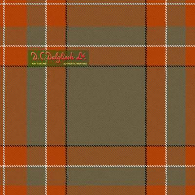 MacByrd (Ancient Colours) Tartan