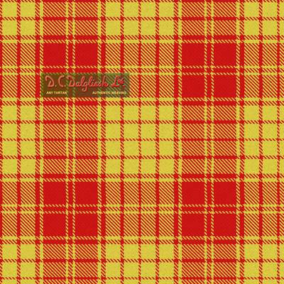 MacMillan Dress (Modern Colours) Tartan