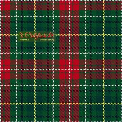 Muirhead Clan (Modern Colours) Tartan