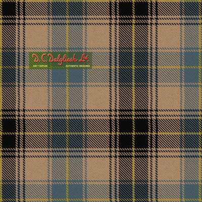Bankers Chartered Institute #2 (Reproduction Colours) Tartan