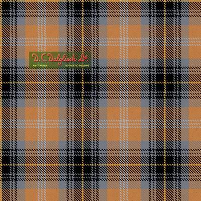 Dryburgh (Ancient Colours) Tartan