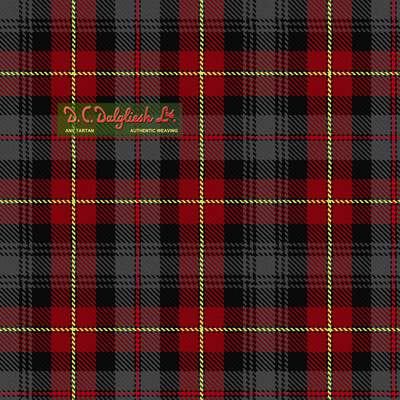 Flaumandrum (Modern Colours) Tartan