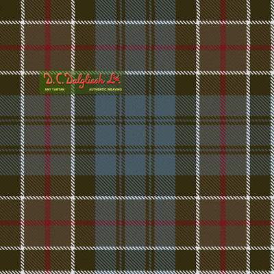 Fruin Colquhoun (Reproduction Colours) Tartan