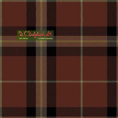 Jack John (Fife) (Modern Colours) Tartan
