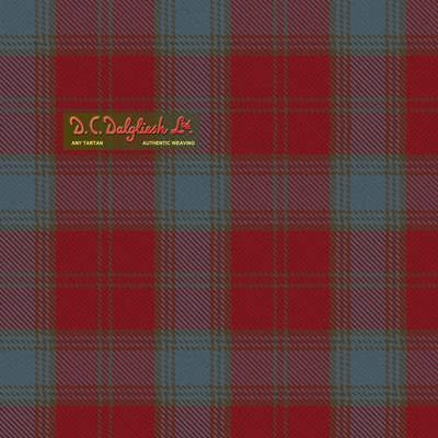 Lawlis or Lawless (Reproduction Colours) Tartan