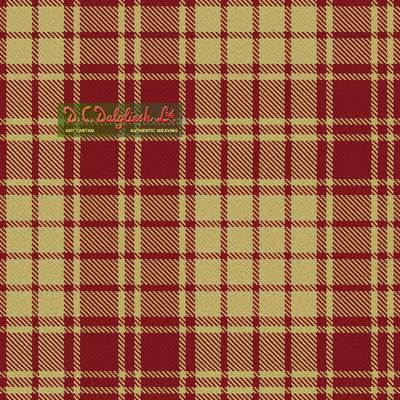 MacMillan Dress (Reproduction Colours) Tartan