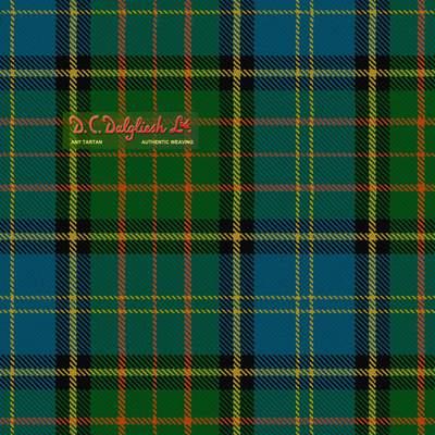 MacMillan Hunting (Ancient Colours) Tartan