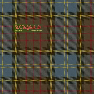 MacMillan Hunting (Reproduction Colours) Tartan