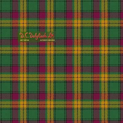 MacMillan Old (Modern Colours) Tartan