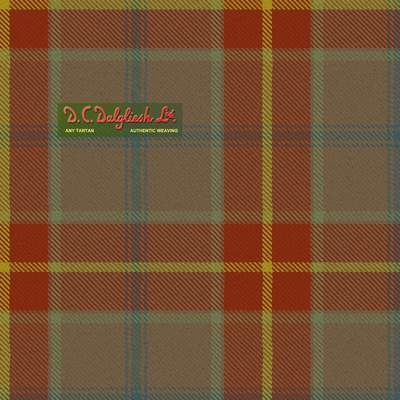 Manitoba Province Provincial (Reproduction Colours) Tartan