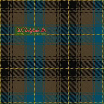 Bankers Chartered Institute #2 (Ancient Colours) Tartan