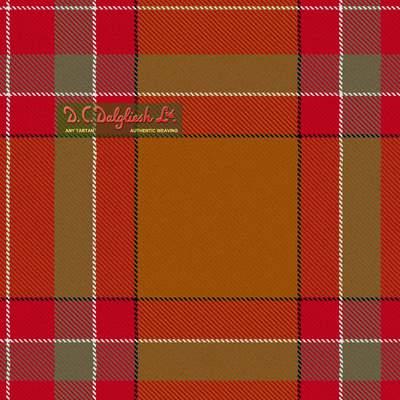 MacByrd (Modern Colours) Tartan