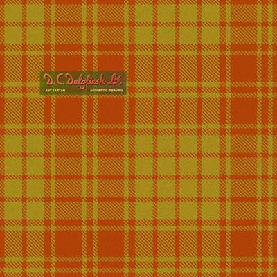 MacMillan Dress (Ancient Colours) Tartan