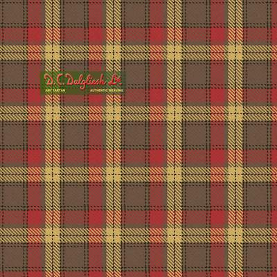 MacMillan Old (Reproduction Colours) Tartan
