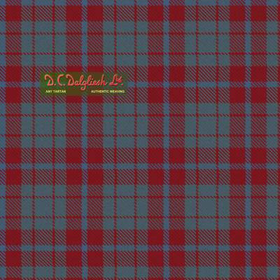 Mowbray (Reproduction Colours) Tartan