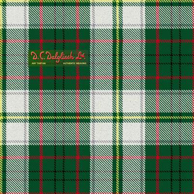 Taylor Dress (Modern Colours) Tartan