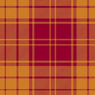 MacMillan Dress (Muted Colours) Tartan