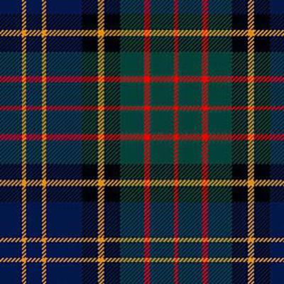 MacMillan Hunting (Modern Colours) Tartan