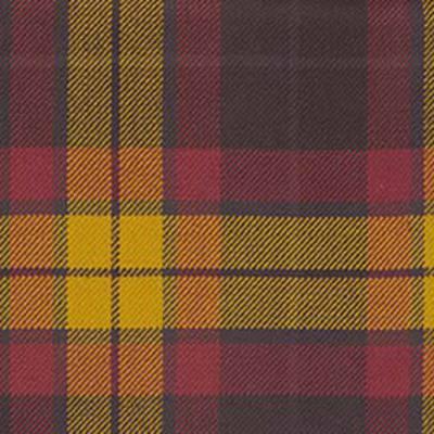 MacMillan Black (Modern Colours) Tartan