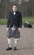 Classic Argyll Kilt Outfit with Clan accessories