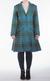Ladies Tartan Coat