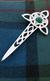 Celtic Jewel Kilt Pin