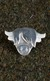 Silver Scottish Highland Coo Brooch