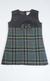 Harris Tweed and Cord Pinafore Dress