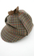 Houndstooth Tweed Deerstalker Hat