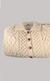 Ladies Luxury Hand-Knitted Aran Cardigan - Leven