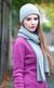 Knitted Luxury Scottish Cashmere Scarf
