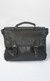 Genuine Leather Black Briefcase