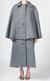 Harris Tweed Ladies Inverness Cape