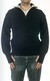 Navy Greenwich Sweater
